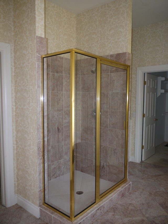 Ugly Gold Shower