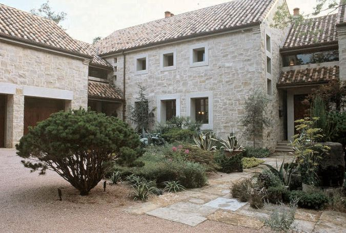 Texas hill country stacy nance interiors for Texas stone homes